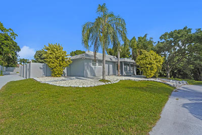 Boca Raton Single Family Home For Sale: 3943 NW 4th Avenue