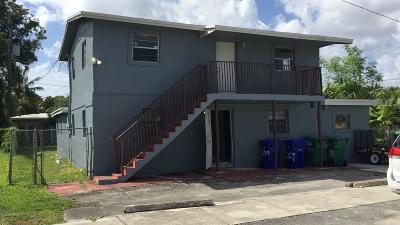 Fort Lauderdale Multi Family Home For Sale: 1259 NW 29th Avenue