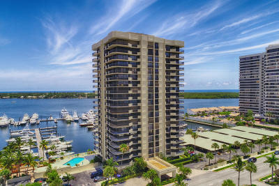North Palm Beach Condo For Sale: 108 Lakeshore Drive #538