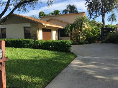 Delray Beach Single Family Home For Sale: 899 NW 25th Avenue