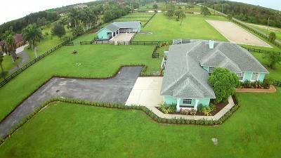 Loxahatchee Single Family Home For Sale: 19551 Skyhawk Lane