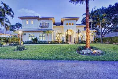 Boynton Beach Single Family Home For Sale: 4252 Gleneagles Drive