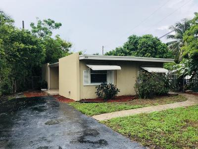 Boca Raton Single Family Home Contingent: 355 Manchester Street