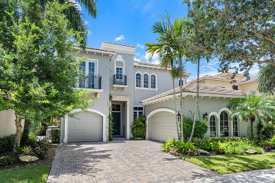 Boca Raton Single Family Home For Sale: 17755 Lake Azure Way