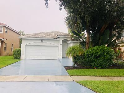 Parkland Single Family Home For Sale: 7603 NW 70th Avenue