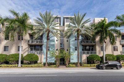 Delray Beach Condo For Sale: 335 SE 6th Avenue #307