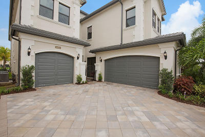 Delray Beach Single Family Home For Sale: 16316 Cabernet Drive