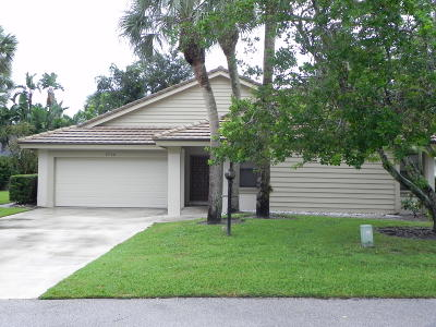Jupiter Single Family Home Contingent: 5752 Forestwood Court