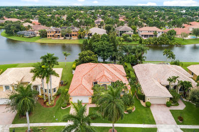 Boca Raton Single Family Home For Sale: 21396 Shannon Ridge Way