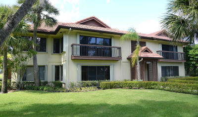 Palm Beach Gardens Condo For Sale: 1109 Duncan Circle #204