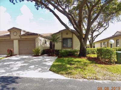 Boca Raton Single Family Home For Sale: 8217 Springview Terrace