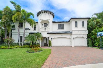 Boca Raton Single Family Home For Sale: 17574 Circle Pond Court