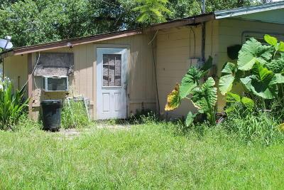 Okeechobee Single Family Home Contingent: 1694 NW 6th Street