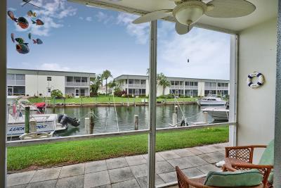 North Palm Beach Condo For Sale: 112 Doolen Court #107