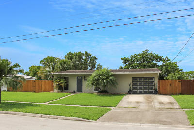 Margate Single Family Home For Sale: 6138 NW 19th Street