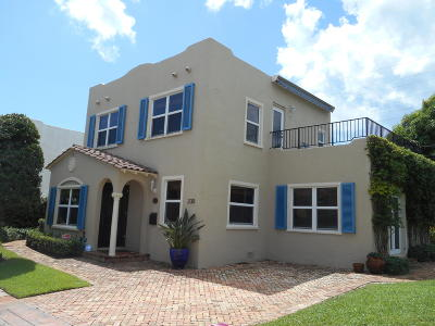 West Palm Beach Single Family Home For Sale: 230 Lytton Court