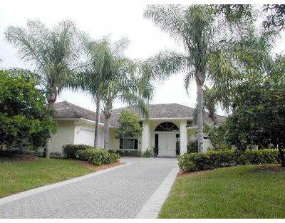 Palm Beach Gardens Single Family Home For Sale: 139 Brookhaven Court