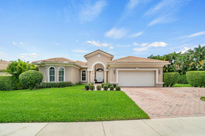 Delray Beach Single Family Home For Sale: 16505 Braeburn Ridge Trail