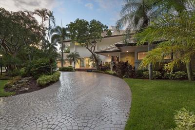 Boca Raton  Single Family Home For Sale: 707 Oriole Circle