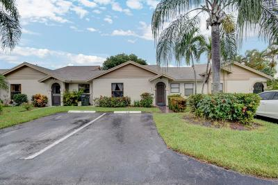 Delray Beach Single Family Home For Sale: 1248 NW 24th Avenue