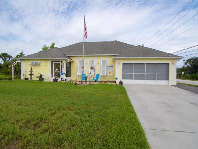 Vero Beach Single Family Home For Sale: 8275 96th Avenue