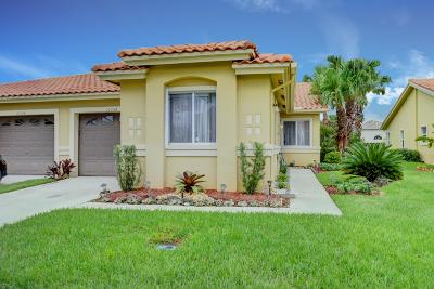 Boca Raton Single Family Home For Sale: 10356 Mateo Court