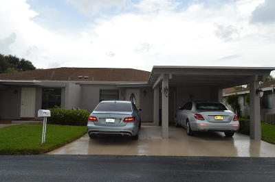 Delray Beach Single Family Home For Sale: 6708 Moonlit Drive