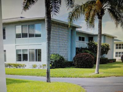 Boynton Beach Condo For Sale: 125 South Boulevard #2d