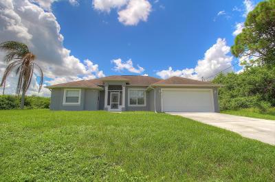 Torino Single Family Home For Sale: 6140 NW Hopkins Avenue