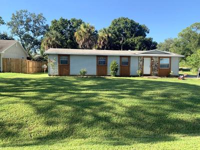 Vero Beach Single Family Home For Sale: 3475 2 Place