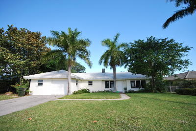 Delray Beach Single Family Home For Sale: 923 Eve Street