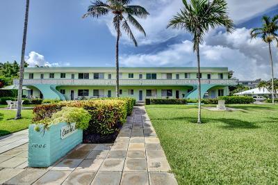 Delray Beach Condo For Sale: 1006 Casuarina Road #8