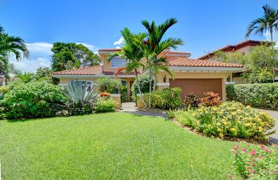 Boca Raton Single Family Home For Sale: 20693 NW 26th Avenue