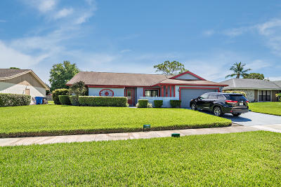 Royal Palm Beach Single Family Home For Sale: 119 Miramar Avenue