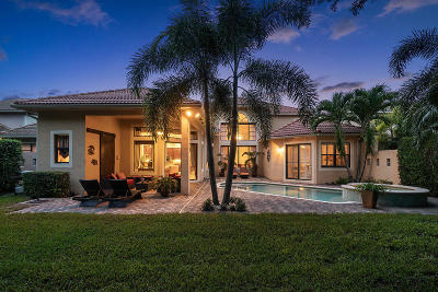 Delray Beach Single Family Home For Sale: 15812 Glencrest Avenue