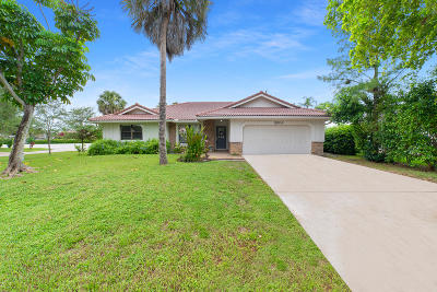 Coral Springs Single Family Home For Sale: 3804 NW 72 Drive