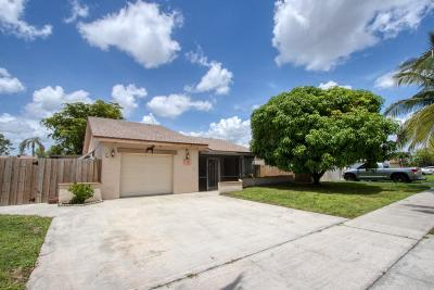 Deerfield Beach Single Family Home For Sale: 255 NW 41st Avenue