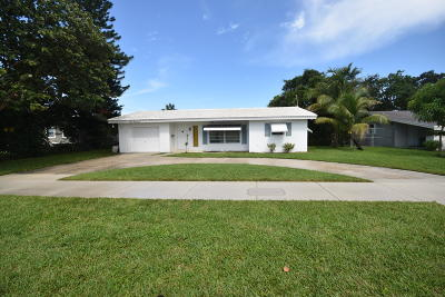 Boca Raton Single Family Home For Sale: 500 NW 12th Avenue