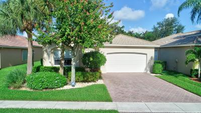 Boynton Beach Single Family Home For Sale: 10583 Silverton Lane