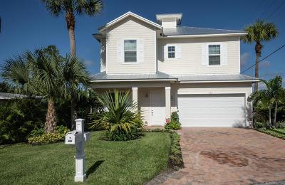 Stuart Single Family Home For Sale: 402 SE Hibiscus Avenue