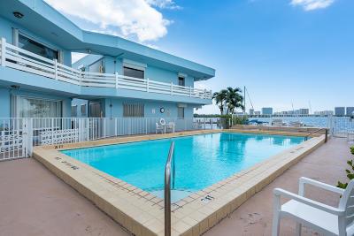 Miami-Dade County Condo For Sale: 2700 NE 135th Street #36