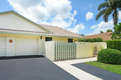 Delray Beach Single Family Home For Sale: 2742 SW 5th Street