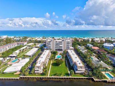 Delray Beach Club, Delray Beach Club Apts Condo Rental For Rent: 2000 S Ocean Boulevard #705