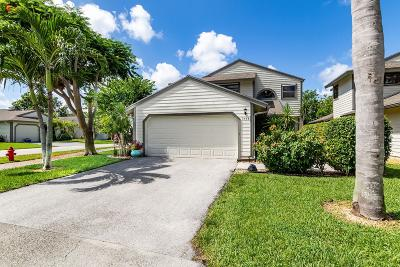 Wellington Single Family Home For Sale: 2458 Bedford Mews Drive