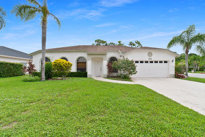 Royal Palm Beach Single Family Home For Sale: 192 Gulfstream Circle