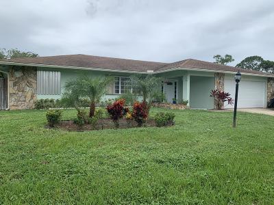 Single Family Home For Sale: 2482 SE Sidonia Street