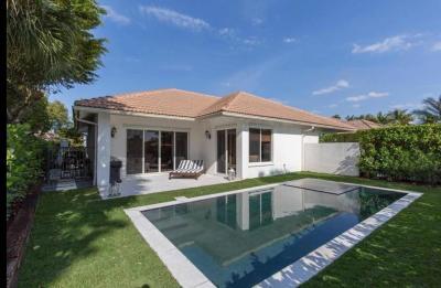 Wellington Single Family Home For Sale: 2821 Twin Oaks Way