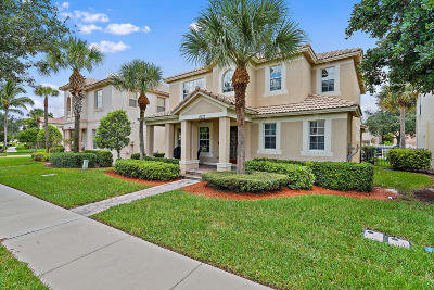 Palm Beach Gardens Single Family Home For Sale: 8127 Bautista Way
