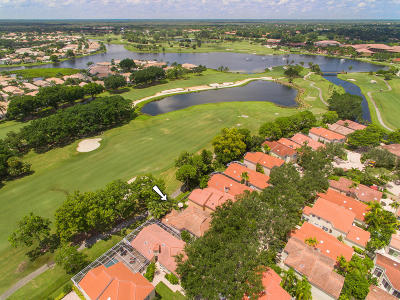 Palm Beach Gardens Single Family Home Contingent: 68 Via Del Corso