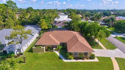 Wellington Single Family Home For Sale: 13679 Callington Drive
